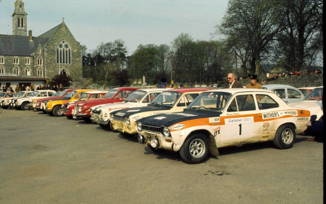 """Full steam ahead"" for 40th Cartell.ie Rally of the Lakes"