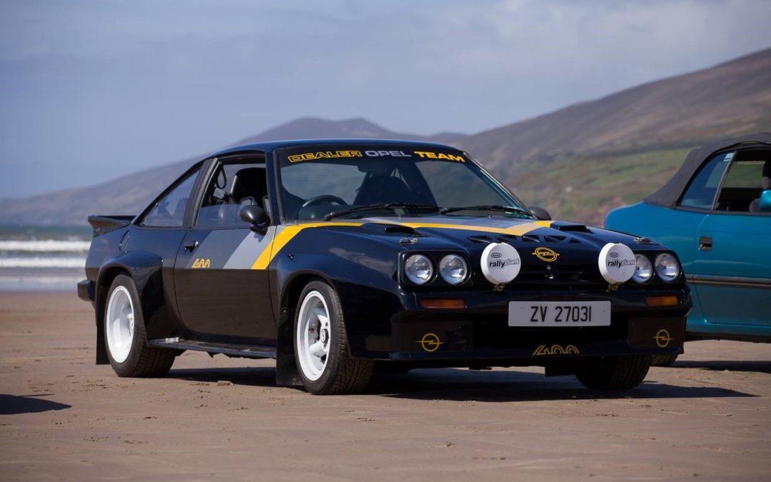 Opel and Vauxhall enthusiasts take on Beara Peninsula run this Sunday