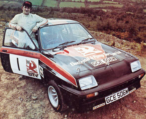Former winner to be reunited with his winning car – 39 years on