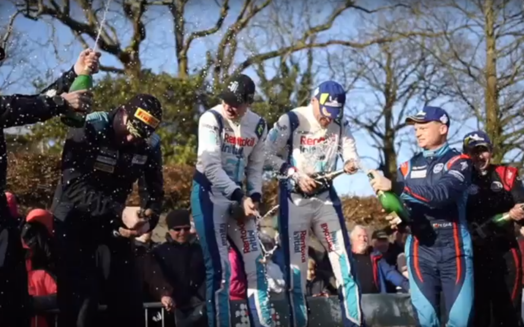 Video – Paul Nagle Rally of the Lakes preview