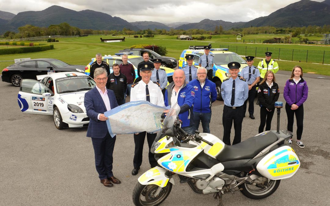 Rally of the Lakes – Garda Planning Meeting