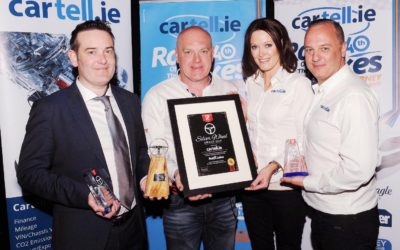 Cartell.ie to extend Rally of the Lakes sponsorship agreement